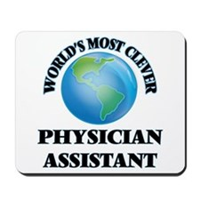 World's Most Clever Physician Assistant Mousepad