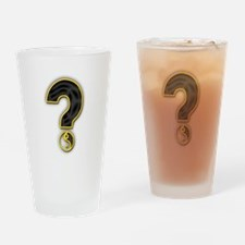 Gender Query Drinking Glass