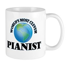 World's Most Clever Pianist Mugs