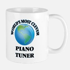 World's Most Clever Piano Tuner Mugs