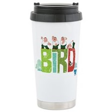 Bird is the Word 2 Travel Mug