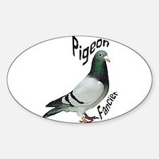 Pigeon Fancier Decal