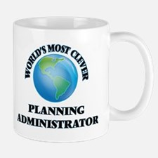 World's Most Clever Planning Administrator Mugs