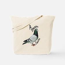 Pigeon Fancier Tote Bag