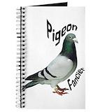 Pigeon Journals & Spiral Notebooks