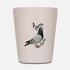 Pigeon Fancier Shot Glass