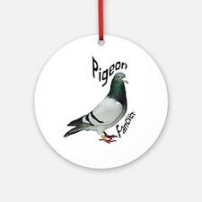 Pigeon Fancier Ornament (Round)