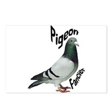 Pigeon Fancier Postcards (Package of 8)