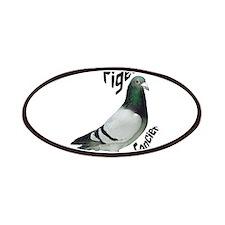 Pigeon Fancier Patches