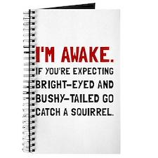 Go Catch Squirrel Journal