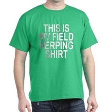 Field Herping Shirt Men's T-Shirt