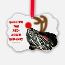 RED NOSED RED EAR copy.jpg Ornament