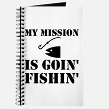My Mission Fishing Journal