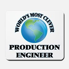 World's Most Clever Production Engineer Mousepad