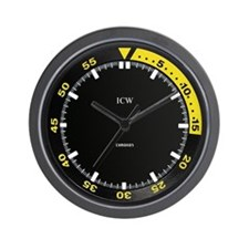 Icw Chronos Wall Clock