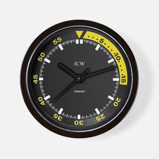 Icw Chronos Wall Clock