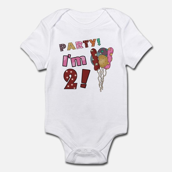 PartyimTWO Body Suit