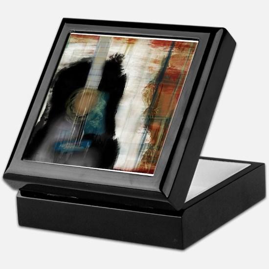 Strum Love Keepsake Box