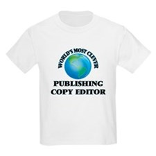 World's Most Clever Publishing Copy T-Shirt