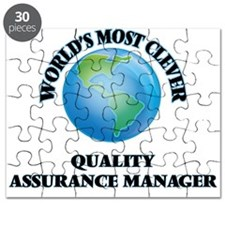 World's Most Clever Quality Assurance Manag Puzzle