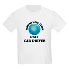 World's Most Clever Race Car Driver T-Shirt