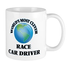 World's Most Clever Race Car Driver Mugs