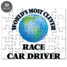World's Most Clever Race Car Driver Puzzle
