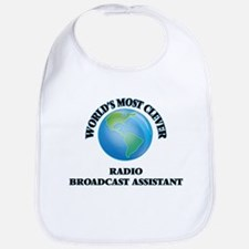 World's Most Clever Radio Broadcast Assistant Bib