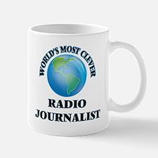 World's Most Clever Radio Journalist Mug