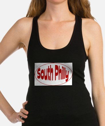 South Philly Racerback Tank Top