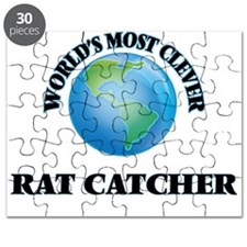 World's Most Clever Rat Catcher Puzzle