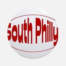 South Philly Ornament (Round)
