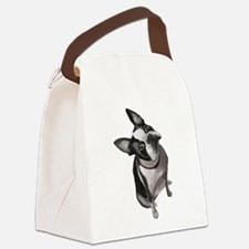 What? Canvas Lunch Bag