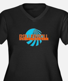 Rollerball Plus Size T-Shirt