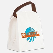 Rollerball Canvas Lunch Bag