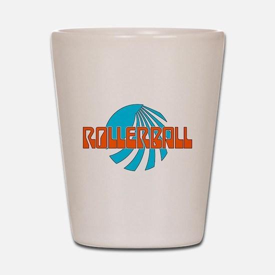Rollerball Shot Glass