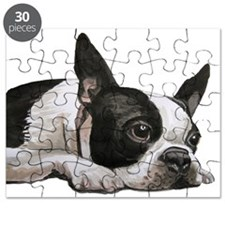 Cute Boston terriers Puzzle