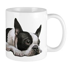 Cute Boston terrier Mug