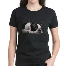 Cute Boston terrier Tee