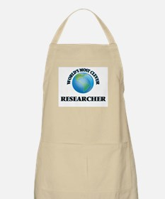World's Most Clever Researcher Apron