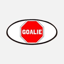 GOALIE (STOP SIGN) Patches