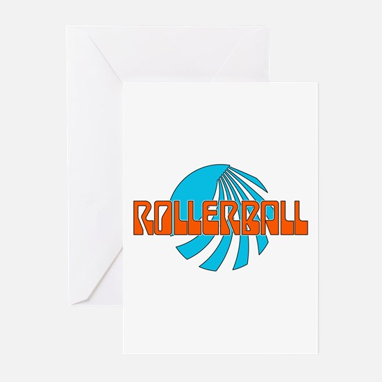 Rollerball Greeting Cards