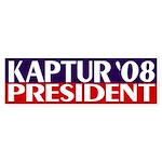 Kaptur President 2008 (bumper sticker)