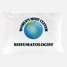 World's Most Clever Rheumatologist Pillow Case