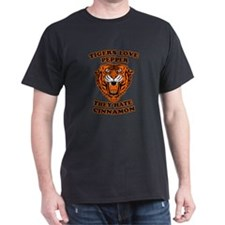 tigers pepper cinnamon T-Shirt