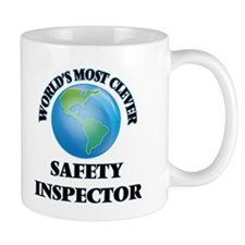 World's Most Clever Safety Inspector Mugs