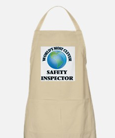 World's Most Clever Safety Inspector Apron