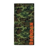 Camouflage Beach Towels