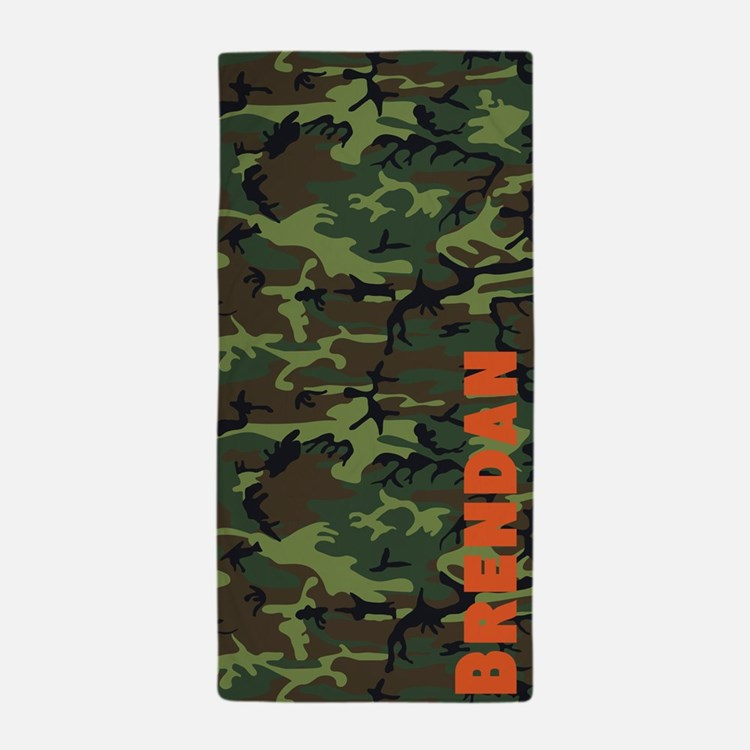 camo bathroom accessories  decor  cafepress, Home decor