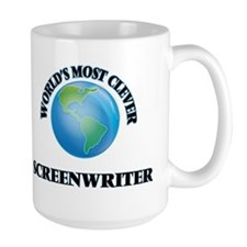 World's Most Clever Screenwriter Mugs